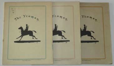 The Yeoman,  Numbers 1, 2 and 3